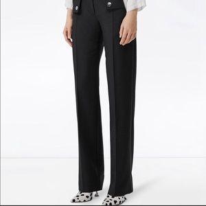 Burberry Pants & Jumpsuits - Stylish Burberry Black Pants